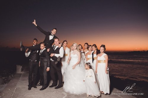 Photographe mariage - JP.Fauliau-PHOTOGRAPHE         - photo 77