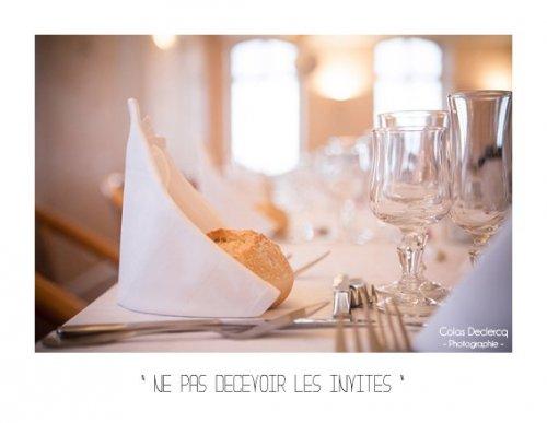 Photographe mariage -  Colas Declercq - Photographe - photo 12