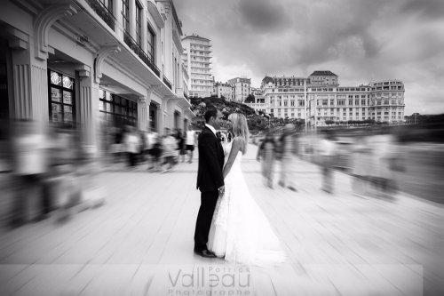 Photographe mariage - Valleau Patrick Photographe - photo 1