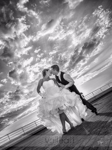 Photographe mariage - Valleau Patrick Photographe - photo 6