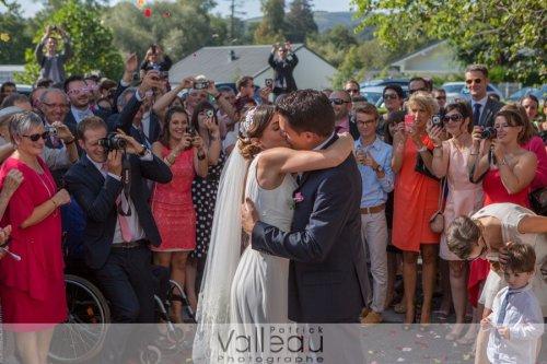 Photographe mariage - Valleau Patrick Photographe - photo 9