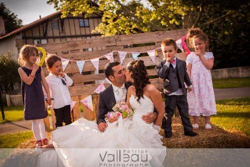 Photographe mariage - Valleau Patrick Photographe - photo 19