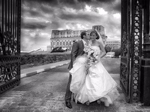 Photographe mariage - Valleau Patrick Photographe - photo 7
