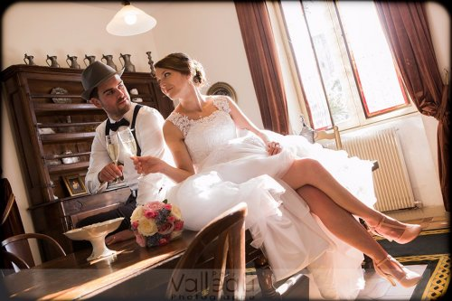 Photographe mariage - Valleau Patrick Photographe - photo 12