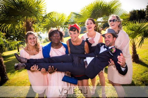 Photographe mariage - Valleau Patrick Photographe - photo 14