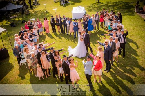 Photographe mariage - Valleau Patrick Photographe - photo 11