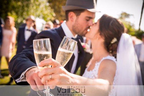 Photographe mariage - Valleau Patrick Photographe - photo 13
