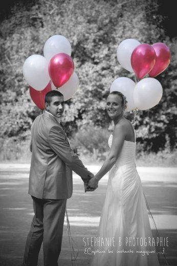 Photographe mariage - Stéphanie B photographie - photo 13